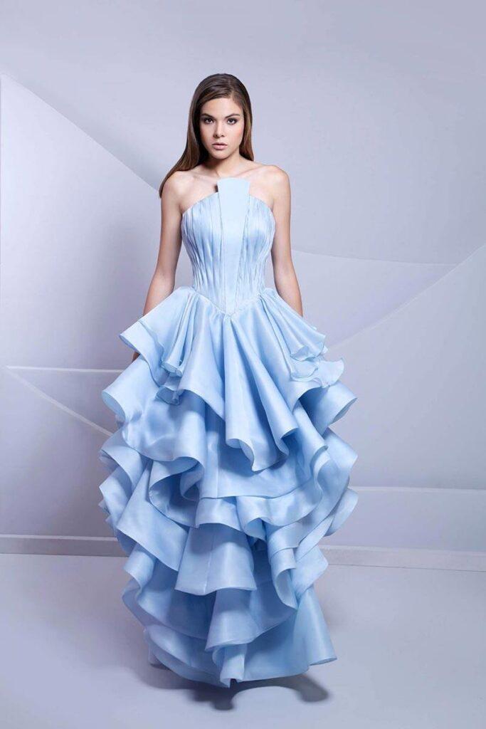 Багатошарові плаття 2020