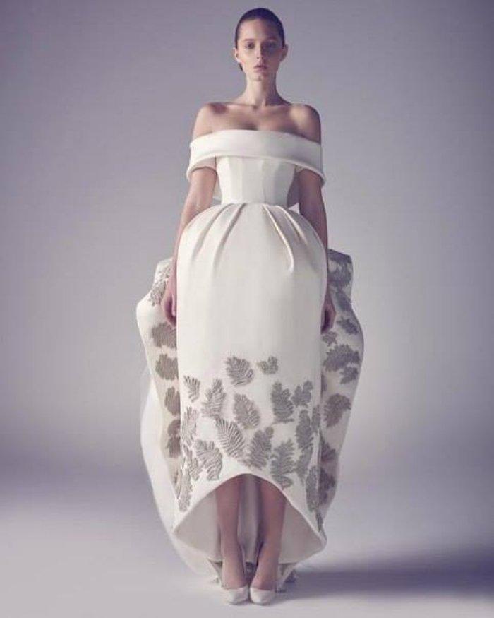Декорована сукня 2020