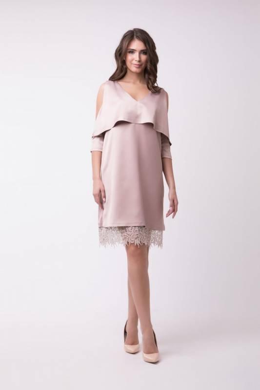 Плаття 2020 в білизняному стилі